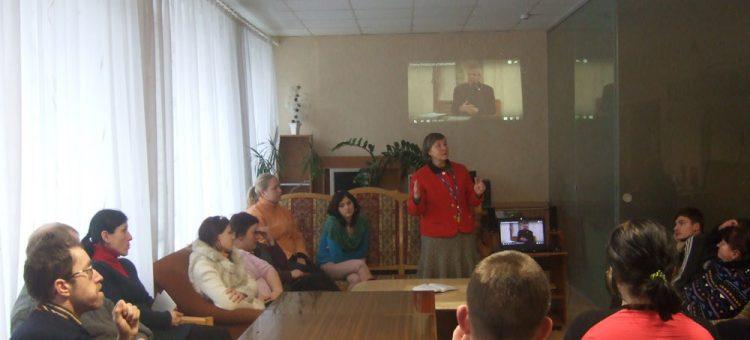 Tėvų katechezės paskaitos
